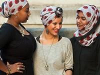 Poppy Hijab, Tren Baru Muslimah Inggris