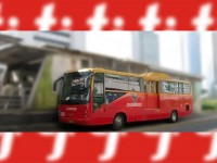 Transjakarta '10 Rupiah 10 November'