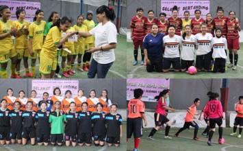 Futsal Super Untuk Perempuan Super