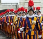 Garda Swiss, Penjaga dari Abad Ke-15