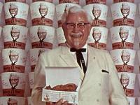 Kolonel Sanders, Ikon Budaya di Jepang