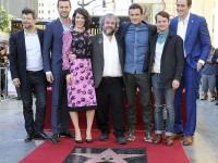 Peter Jackson Dapat Bintang Hollywood