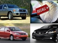Tiga Produsen Mobil Jepang Recall Ratusan Kendaraan