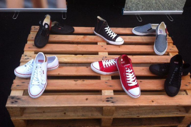 Debut Sneakers Levi's di Indonesia