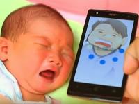 Wow, Aplikasi Ini Bisa Terjemahkan Tangisan Bayi