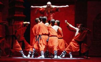 Shaolin Warriors, Teater Kehidupan Biara Shaolin