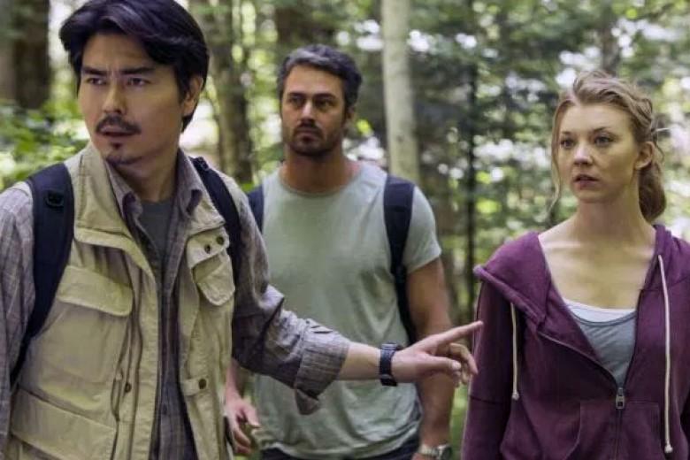 Tersesat di Hutan Terangker Jepang