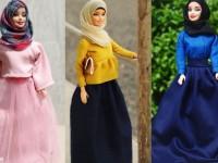 Cantiknya Barbie Berhijab