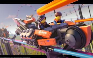 Atraksi Terbaru Legoland Malaysia