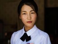 Potret Para Perempuan Korea Utara