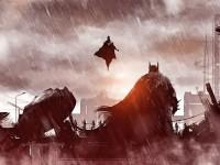 Ketika Dua Superhero Beradu