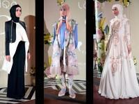 3 Desainer Suguhkan Tren Hijab