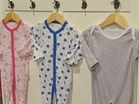 Cara Memilih Pakaian Bayi Berkualitas