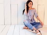 Kriteria Memilih Sepatu Ala Luna Maya