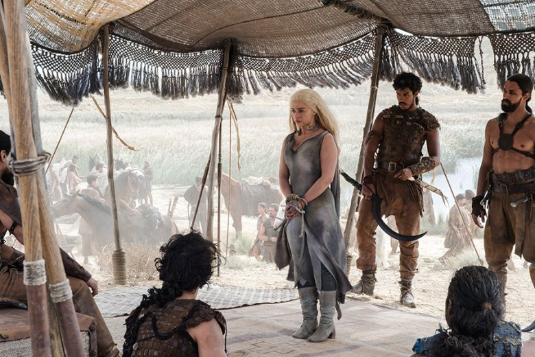 Season Terbaru 'Game of Thrones' di Akhir April