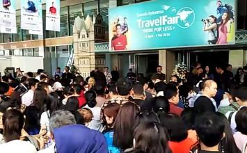 Yuk, ke Garuda Indonesia Travel Fair
