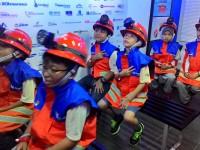 Ajarkan Anak Hadapi Gempa Bumi