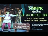 Yuk, Ikuti Audisi Little Shrek