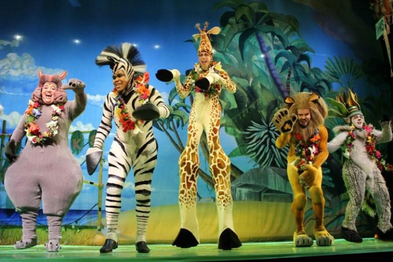 Madagascar Live! Siap Hibur Indonesia