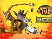 Promo Madagascar Live! bagi Nasabah Bank Mandiri