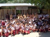 Siswa SMA Indonesia Kota Kinabalu Lulus 100%