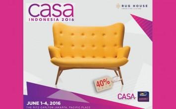 Casa Indonesia Hadir Kembali Tahun Ini