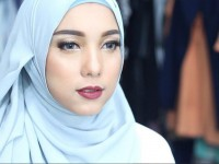 Tren Fesyen Hijab Ala Jenahara Nasution