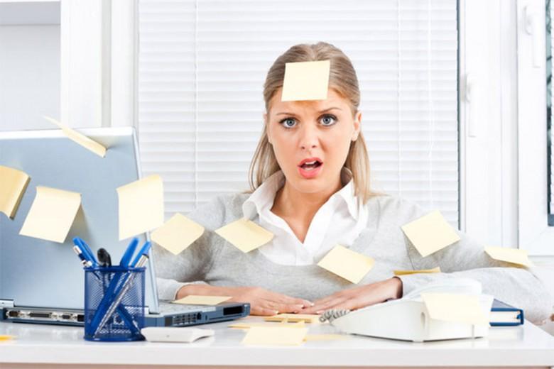 Waspada Stres Massal di Kantor