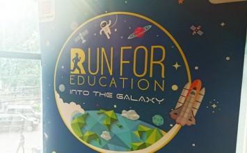 Run For Education 2016, Berlari Sambil Beramal