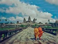 Laser Ungkap Kota Kuno di Kamboja
