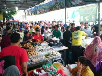 Bazar Ramadan Pasar Benhil Masih Ada