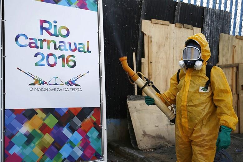Virus Zika Hantui Olimpiade
