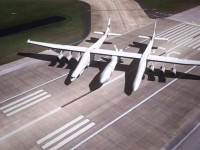 Pesawat Terbesar Hampir Siap