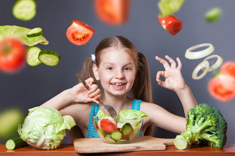 Tanamkan Hidup Sehat Pada Anak