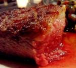 Cairan di Daging Mentah Bukan Darah