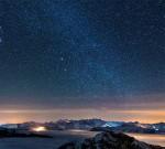 Bintang Sulit Terlihat di Langit Kota