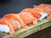 Awal Mula Sushi Salmon
