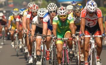 Sabtu Ini, Balap Sepeda di Protokol Jakarta