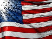 Ribuan Bendera AS Masih Diimpor
