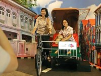 Jelajah Singapura Tanpa Keluar dari Changi
