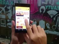 HokBen Apps Sasar Smartphone