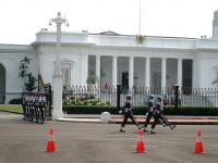 Pengalihan Arus Seputar Istana Presiden
