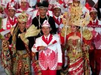 Kritik dan Pujian Kostum Olimpiade Indonesia