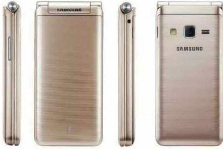 Samsung Usung Ponsel Flip Lagi