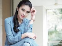 Alasan Sandra Dewi Selalu 'Happy'