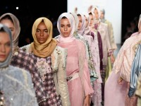 Hijab Indonesia Mejeng di New York