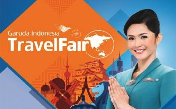 Tiket Spesial di Garuda Indonesia Travel Fair Kedua