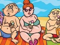 Anak Obesitas, Salah Orang Tua?