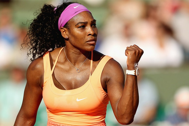 Serena Williams Menuju Rekor Grand Slam