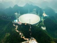 Tiongkok Nyalakan Teleskop Alien